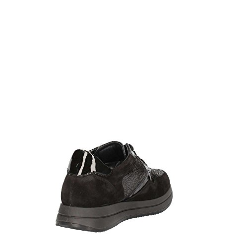 IGI&Co Damen 8759100 Low-Top Nero/Nero