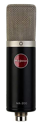 (Mojave Audio Large Diaphragm Tube Condenser Professional Microphone)