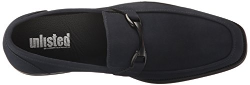 Kenneth Cole Unlisted Mens Entertain 2nite Slip-On Loafer Navy IMKOvf
