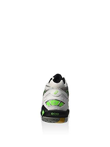 Asics Zapatillas Deportivas Gel-Sensei 4 Mt Blanco / Verde / Negro EU 48