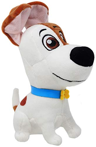 The Secret Life of Pets 2 - Max, The Terrier Mix - Stuffed Toy 8 inch ...