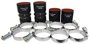 BD Diesel Performance 1047037 Intake Hose and Clamp Kit (Intercooler Diesel Bd)