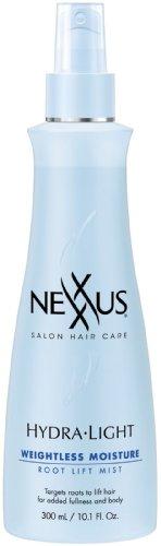 Nexxus Weightless Moisture Hydralight Root Lift Spray, 10.1 - Antioxidant Nexxus Shampoo