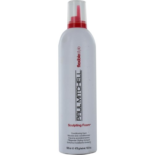 PAUL MITCHELL by Paul Mitchell SCULPTING FOAM STYLE MEDIUM HOLD 16.9 OZ for UNISEX ---(Package Of 6) by Paul Mitchell