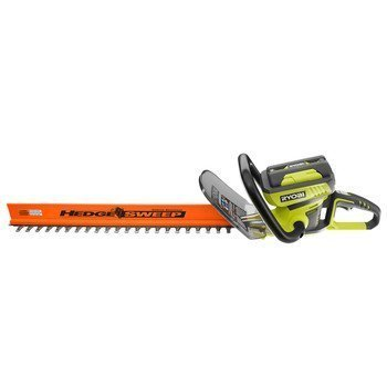 Factory-Reconditioned Ryobi ZRRY40610 40V Cordless Lithium-Ion 24 in. Hedge Trimmer by Ryobi by Ryobi