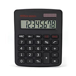 Office Depot OD02M Standard Desktop Calculator, OD02M