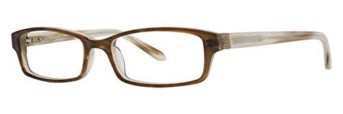 VERA WANG Eyeglasses V051 Sun Suede 49MM