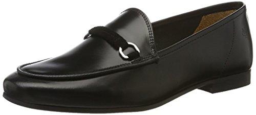 Marc OPolo Damen 70113873201102 Loafer Slipper Schwarz (Black)