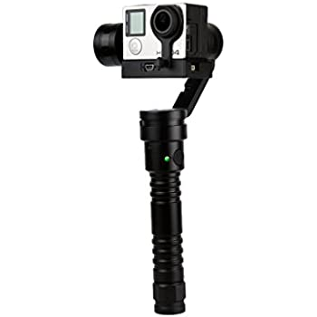 Polaroid Handheld 3-Axis Electronic Gimbal Stabilizer for GoPro Hero 3/3+/4 Action Cameras