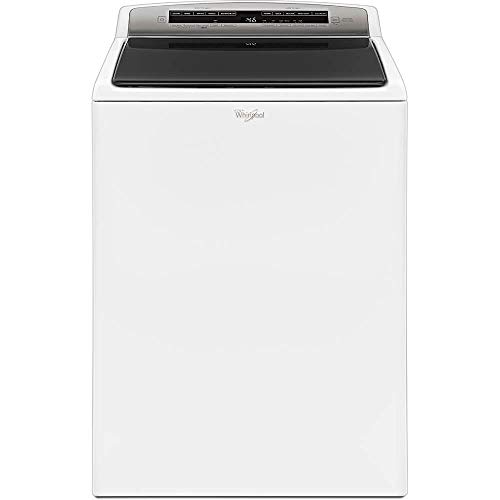 'Whirlpool 4.8 Cu. Ft. HE White Top Load Washer'