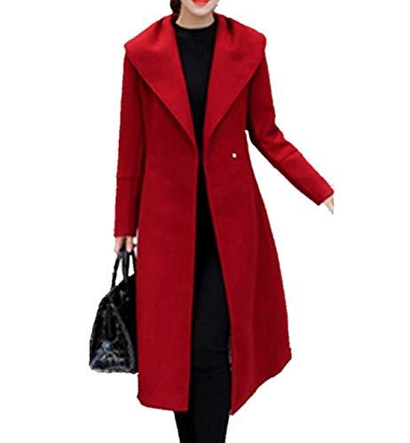 Longues Coupe Femme Coat Vent Automne Parker Uni Slim Mode Printemps Fit Manche Casual Young Styles wIqBtCrB