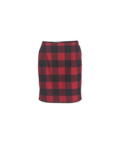 Woolrich Women's Richville II Wool Skirt Old Red 12 -