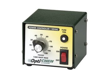 Single Circuit 120VAC Chemglass CG-15005-01 Series CG-15005 OptiChem Heating Mantle Controller 10A 1200 Watts