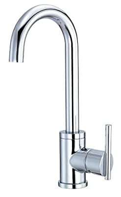 Danze D151558 Parma Single Handle Bar Faucet