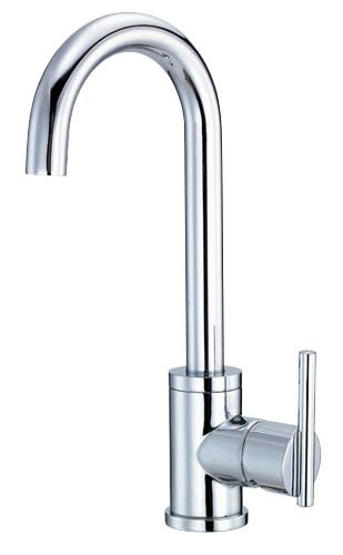 Danze D151558 Parma Single Handle Bar Faucet, Chrome - Bar Sink ...