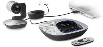 Logitech CC3000e Webcam USB