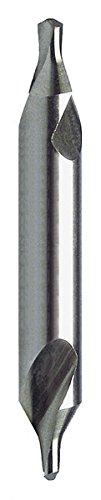 Ruko 217040 Broca centradora Doble DIN 333 A HSS (4 mm) RUKO GmbH