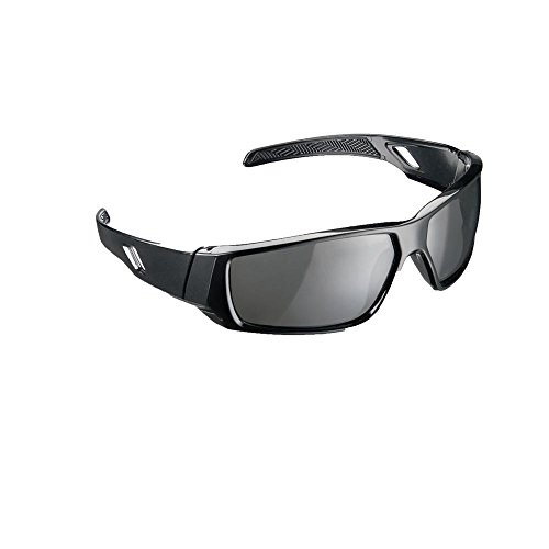 3M Holmes Workwear Black Frame with Tinted Scratch Resistant Lenses Polarized Safety Glasses (Case of 4)
