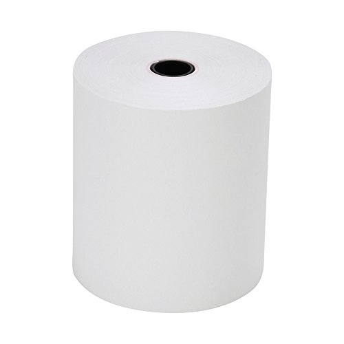 "RBHK Thermal Receipt Paper, 3-1/8"" x 230', Cash Register Roll POS Paper ,White (10 Rolls)"