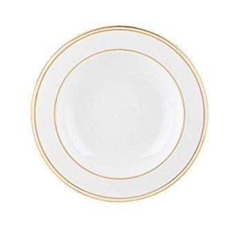 Lenox Federal Gold Bone China Pasta Bowl/Rim Soup