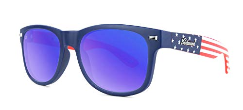Knockaround Star Spangled Fort Knocks Polarized Sunglasses]()