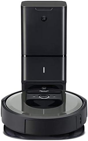 iRobot Roomba i7+ Robot Aspirador Roomba i7+ con con Estación de Limpieza Automática, Color, Pack of/Paquete de 1 4