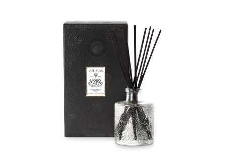 Voluspa Moso Bamboo Mini Diffuser 100 ml 3.3 oz