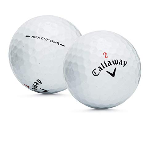 Callaway 50 Mix Near Mint AAAA Used Golf Balls