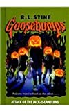 Attack of the Jack-O'-Lanterns (Goosebumps)