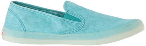 Medium Sperry Seaside Women's 100 Us Drink Sneaker Turquoise M Rvw0nvSqr