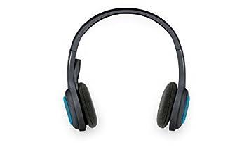 Logitech 981-000342 - Auriculares de diadema abiertos, negro: Amazon.es: Informática