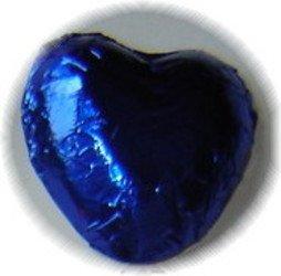 ocolate Heart Favors 1 lb (Foiled Chocolate Hearts)