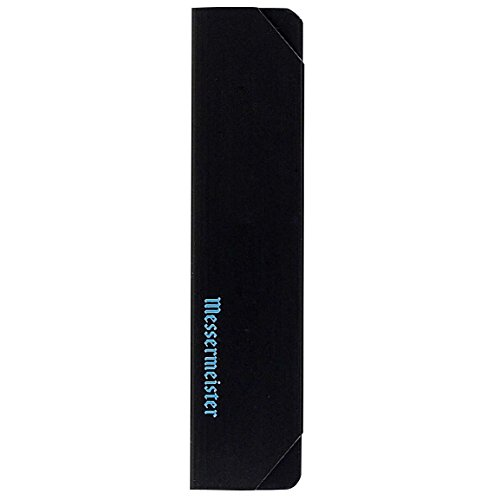 Messermeister Chef's Knife Edge Guard, 8 Inch, Black (Best 8 Chef Knife)