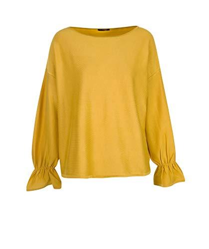 Detalles Jersey Amarillo Con Oscuro Punto Lanidor De TIvq0xw
