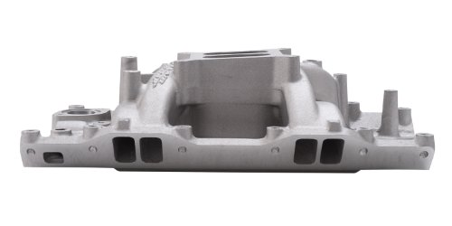 Edelbrock 7577 Performer RPM Air-Gap Intake Manifold - Edelbrock Rpm Air Gap Intake