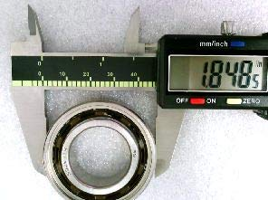 VXB Brand 6x26x8 Shielded Ball Bearing with POM tire 6x26x8mm