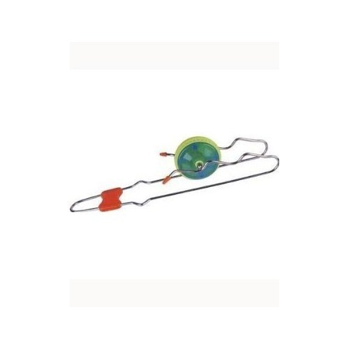 Toysmith Light-Up Rail Twirler (Colors May Vary) (2-Pack)