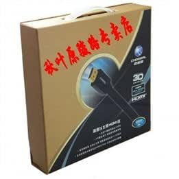 Akihabara DVD PC TV HDMI cable HD cable Q602 1.4 version of 3D High Speed ??Ethernet