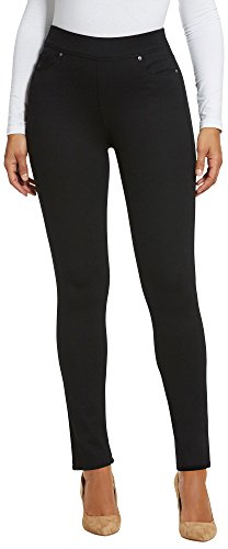 Gloria Vanderbilt Avery Slim Ponte Pants 16