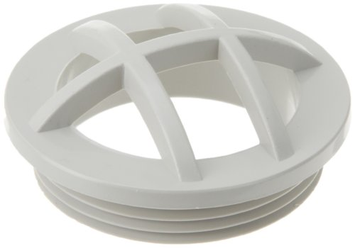 Hayward SP1026GR Gray Fixed Grate Insert Replacement for Hayward 1-1/2-Inch MIP Inlet ()