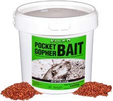 Kaput Pocket Gopher Bait 10 Lbs. by KAPUT