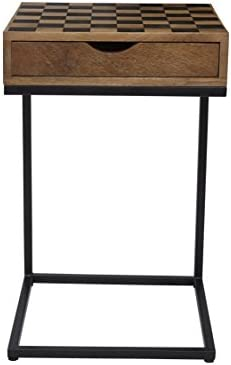 Jofran Global Archive Checkerboard C Table