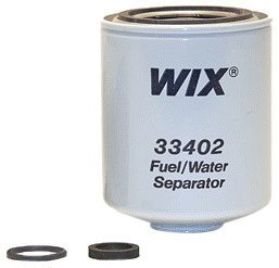 WIX Filters - 33402 Heavy Duty Spin On Fuel Water Separator, Pack of 1