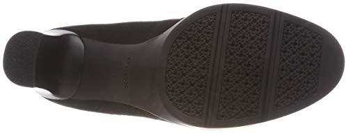 C9999 D High Escarpins Noir Black Geox A Femme Annya FO8OqU