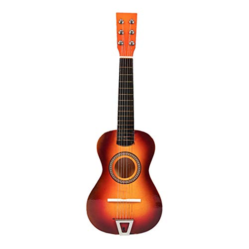 PeleusTech® [23inch 6 Strings Guitar Toy Gutiar Ukulele Musical Instrument Toy Education Toy for Kids