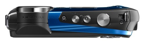 Fujifilm FinePix XP60 16.4MP Digital Camera with 2.7-Inch LCD (Blue) (Discontinued by Manufacturer) by Fujifilm (Image #3)