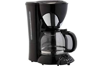 Cookworks Xq668t Filter Coffee Maker Black Amazoncouk