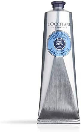 L'Occitane Fast-Absorbing 20% Shea Butter Hand Cream, 5.2 Oz