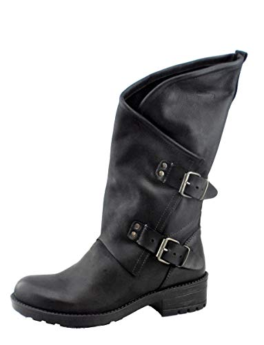 Negro New Para Coolway Bota Alida Mujeres 4q6pzpBSw