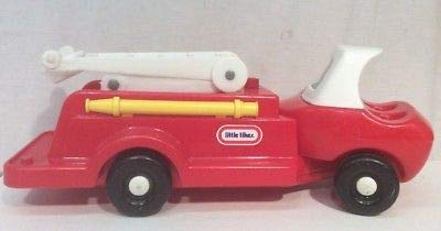 (Little Tikes Toddle Tots Fire Truck)
